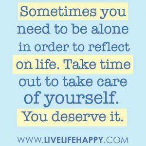 Take Time Off