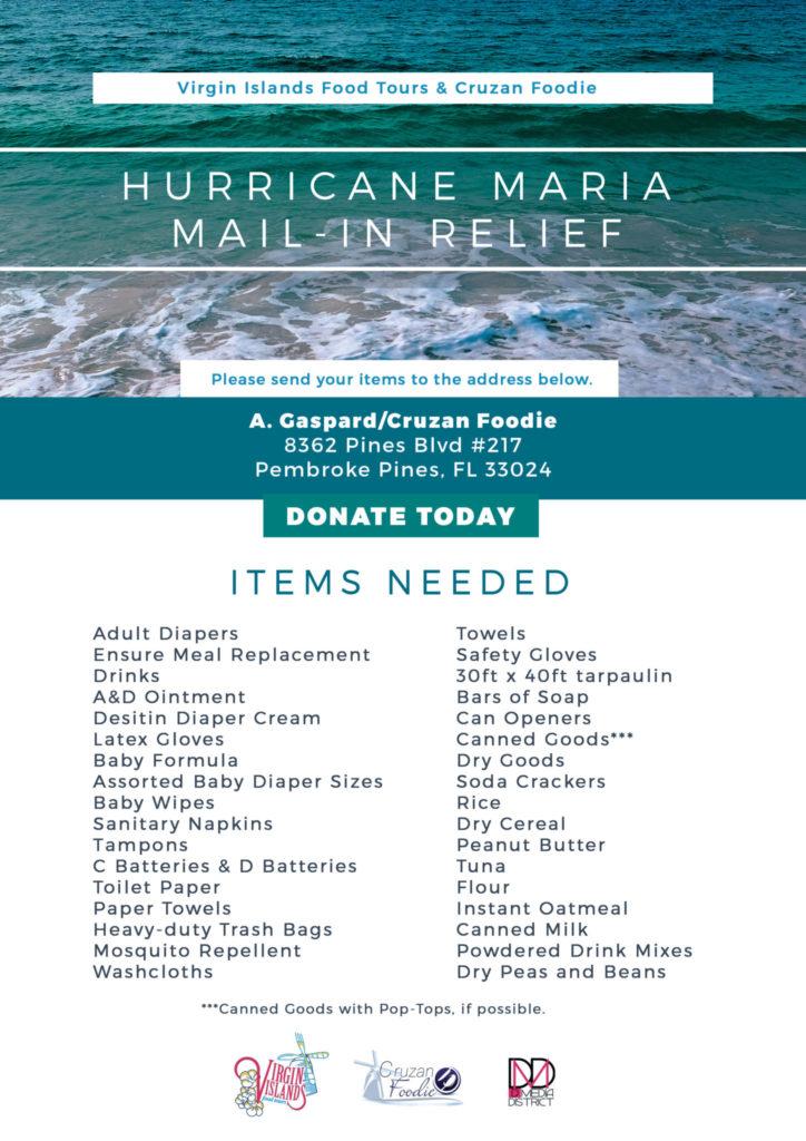 HurricaneMariaRelief