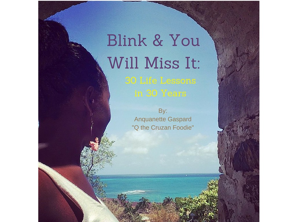 Blink & You Will Miss It Book Cover
