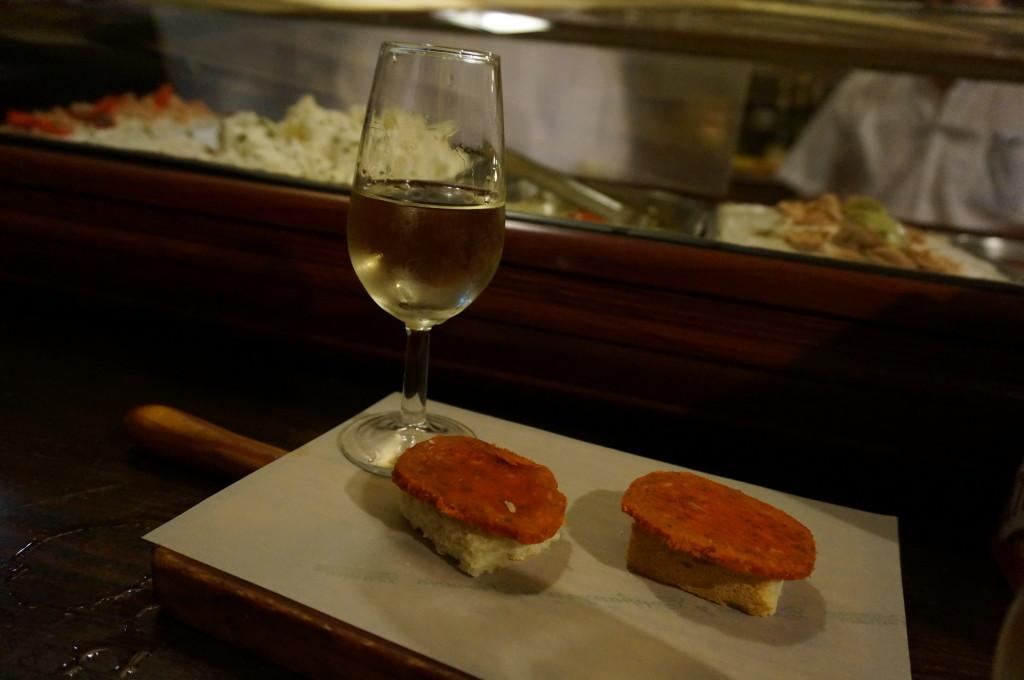 Food Tour in Seville - Sherry & Chorizo Montadito