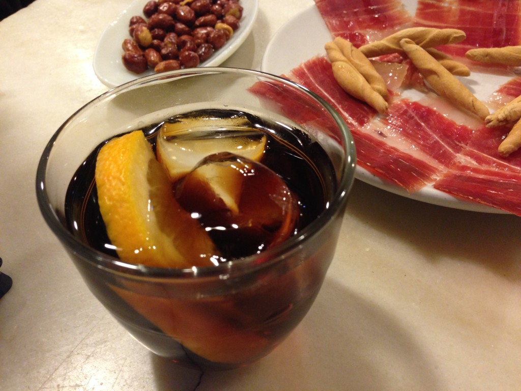 Food Tour in Seville - Sweet Vermouth & Jamón Ibérico