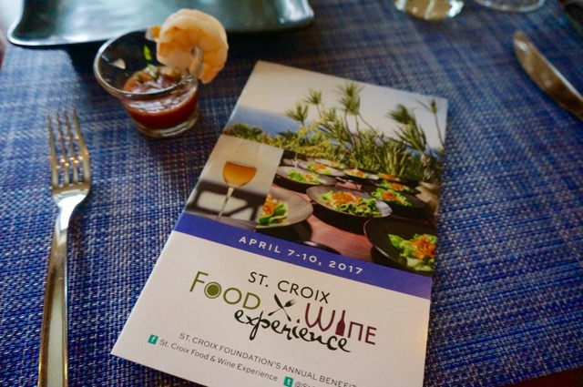 2017 2017 St. Croix Food & Wine Experience
