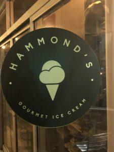 Hammond's Gourmet Ice Cream