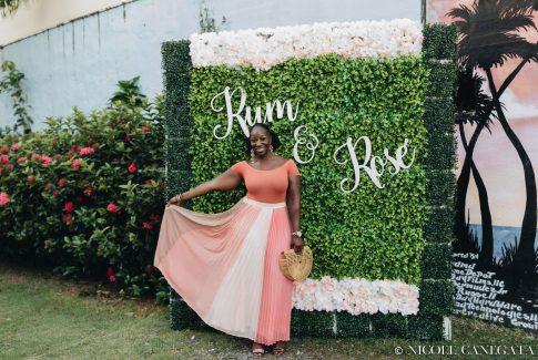 2019 Cruzan Foodie Rum & Rosé Experience