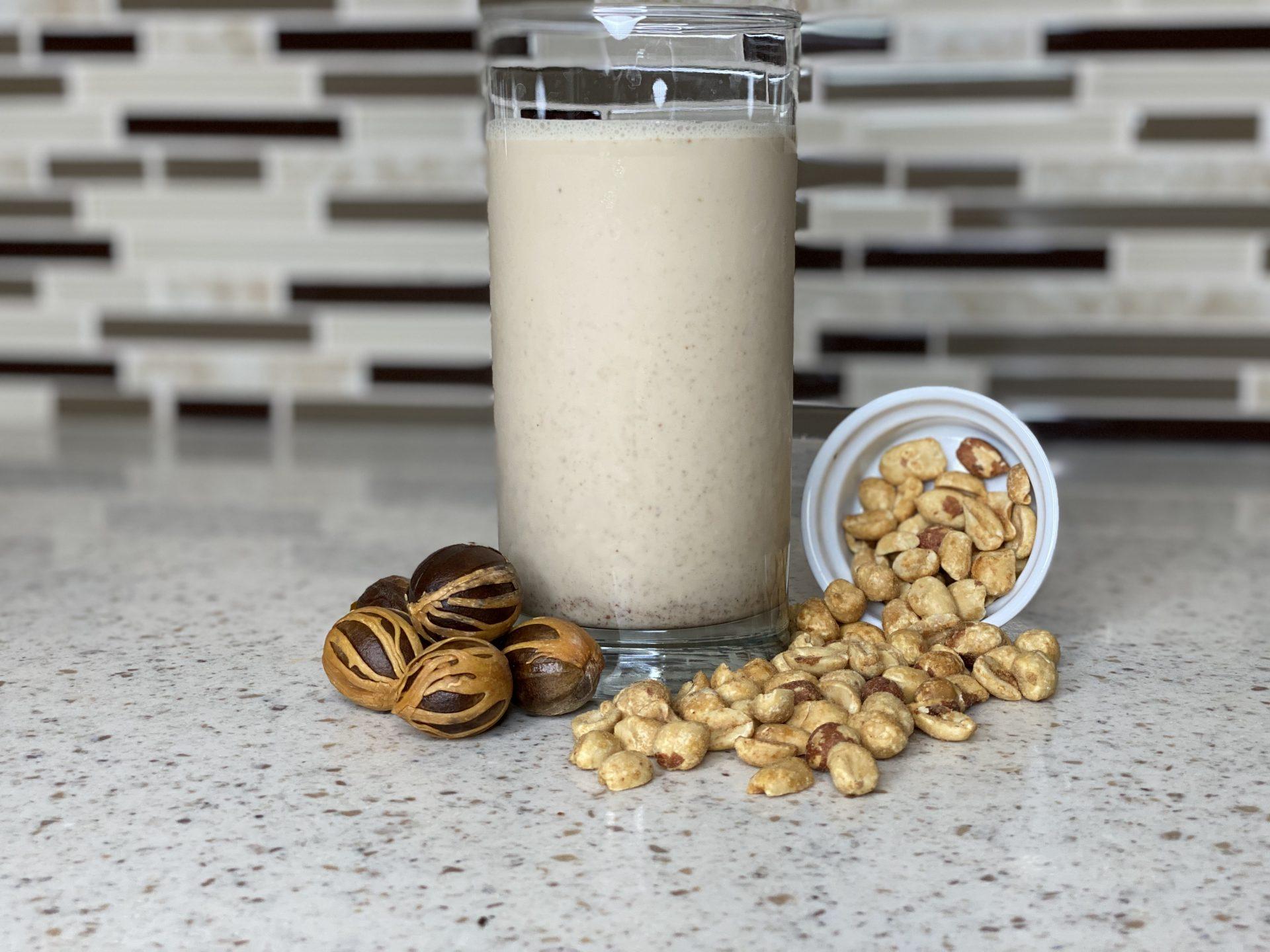 Virgin Islands Peanut Punch Recipe
